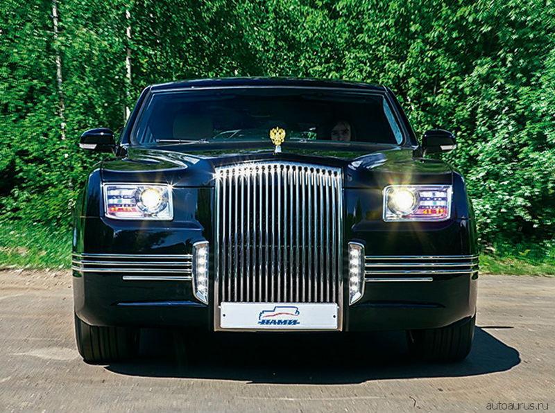 автомобиль аурус официальный сайт